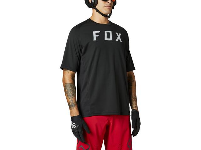 Fox Defend SS Jersey Men, black